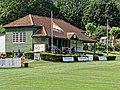 Bishop's Stortford Cricket Club pavilion, Hertfordshire 1.jpg