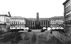 Bivouac of the Russian Army on the Saxon Square in 1861.PNG