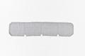 Blåvitrandigt möbelöverdrag till soffrygg, gjort i linnelärft - Skoklosters slott - 96746.tif