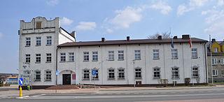 Blachownia Place in Silesian Voivodeship, Poland