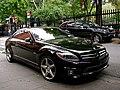 Black CL 63 AMG fr.jpg