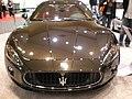 Black Maserati GranTurismo S front.JPG
