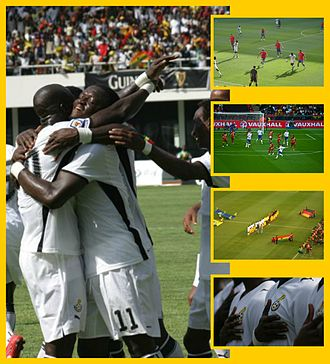 Ghana national football team - Black Stars Continuum