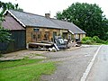 Blacksmith, Carlton-in-Cleveland - geograph.org.uk - 56188.jpg