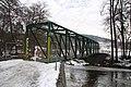 Blanice River in Bavorov in winter (4).JPG