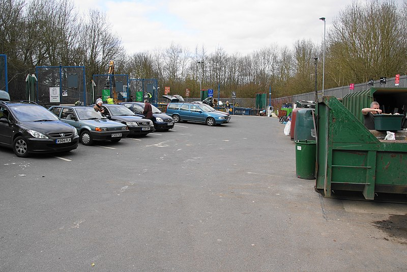 File:Bledlow Household Waste and Recycling Centre - geograph.org.uk - 1804067.jpg