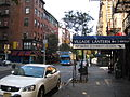 Bleeker Street near corner with Sullivan Street Oct 2009.JPG