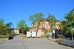 Alfred-Weber-Platz in Erfurt