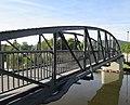 """Blick auf die Eisenkonstrukion der """"Tränenbrücke"""" über der Werra - Eschwege - panoramio.jpg"""