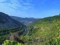 Blick ins Nahetal in Richtung Kirn von St. Johannisberg aus gesehen - panoramio.jpg