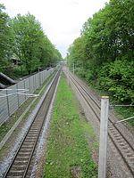 Blick vom Horner Weg auf der Grenze zwischen Hamburg-Hamm und Hamburg-Horn auf die Güterumgehungsbahn 1.jpg