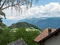 Blick von Sankt Jakob über Grissian bei Prissian, Jakobsweg zwischen Meran und Bozen, Trentino, Südtirol, Italien - panoramio.jpg