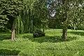 Blickachse Richtung Osten - Alter Schlosspark Wrisbergholzen.jpg