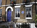 Blue Plaque 100 Lambeth Road - geograph.org.uk - 1225702.jpg