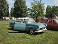 Blue and white Opel Olympia Rekord.JPG