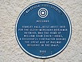 Blue plaque - geograph.org.uk - 994537.jpg