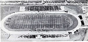 Parsons College - Blum Stadium, October 22, 1966 vs. Delta State