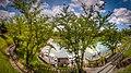 Blumen Hugel, Nishioji, Hino-cho, Shiga-ken, ブルーメの丘 - panoramio (3).jpg