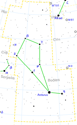Diagram showing star positions and boundaries of the Eridanus constellation and its surroundings