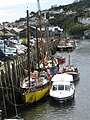 Boats at the quayside in Looe - geograph.org.uk - 1838369.jpg