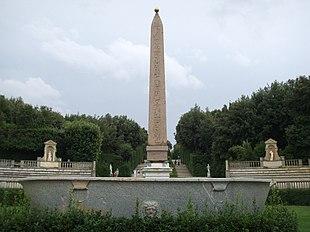 La Credenza Wikipedia : Obelisco di boboli wikipedia