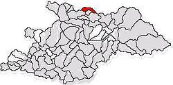 Vị trí của Bocicoiu Mare