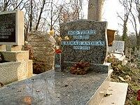 Bod Teréz-Kalmár András sírja.jpg