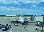 Boeing 737-800 Chiton Rocks of Virgin Australia at Brisbane Airport 03.jpg