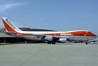 Avianca Flight 011 Aviation accident