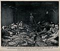 Boer War; wounded soldiers being tended at Klip's Drift. Pro Wellcome V0015546.jpg