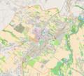 Boguchwała location map.png