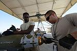 Bomb satisfaction, Bagram Ammo flight epitomizes teamwork 140814-F-LX971-254.jpg