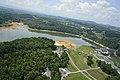Boone Dam Aerials (July 2015) (20440793844).jpg