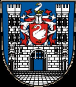 Bor (Tachov District) - Image: Bor (CZE) coat of arms