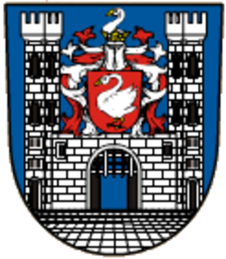 Bor (Tachov District) - Image: Bor (CZE) coat of arms