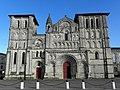 Bordeaux (33) Église Sainte-Croix Façade occidentale 01.JPG
