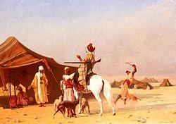 Boulanger Gustave Clarence Rodolphe C Est Un Emir