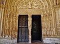 Bourges Cathédrale Saint-Étienne Südportal 2.jpg
