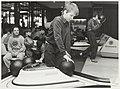 Bowlingtoernooi voor scholieren in De Zoete Inval. NL-HlmNHA 54005935.JPG