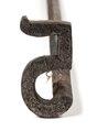 Brännjärn i form av 5, från K8 - Livrustkammaren - 108616.tif
