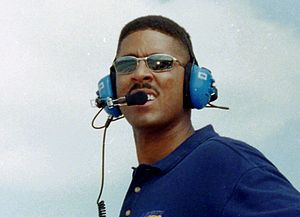 Brad Daugherty (basketball) - Daugherty in 1999