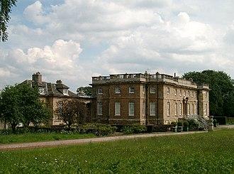George Lane-Fox (MP) - Bramham Park, Yorkshire.