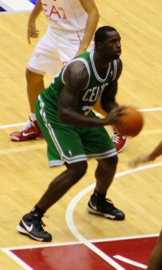 Brandon Bass - Bass with Boston in 2012