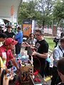 Bre Pettis at Maker Faire Detroit 2010.jpg