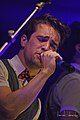 Brendon Urie Panic At The Disco Performing In 2011.jpg
