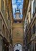 Brescia Torre Orologio e macc dele ure Da Via Beccaria.jpg
