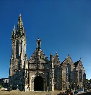 Bodilis - Notre-Dame church