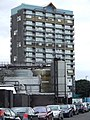 Brewery and tower block - geograph.org.uk - 943171.jpg