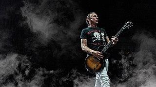 Brian Baker (musician) American punk rock musician