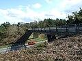 Bridge over the A31, Ferndown By-pass - geograph.org.uk - 1778922.jpg